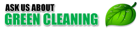 eco-friendly cleaning service